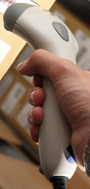 Barcodescanning mit Barcodescanner