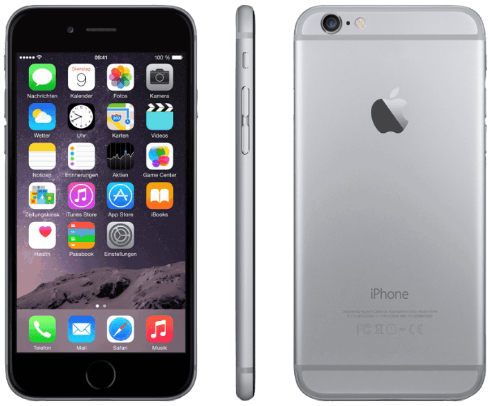 Apple iPhone 6 Business Handy