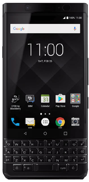 BlackBerry KEYone Business Smartphone