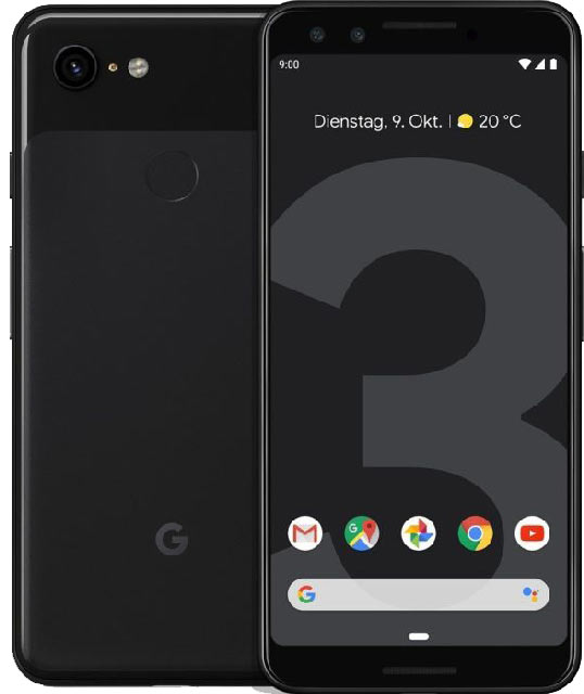 Google Pixel 3 Business Smartphone