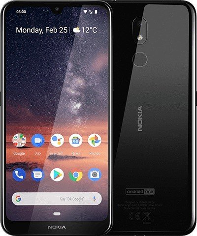 Nokia 3.2 Business Smartphone