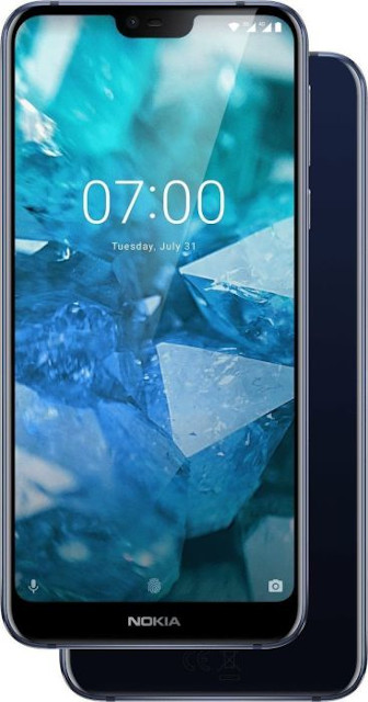 Nokia 7.1 Business Smartphone