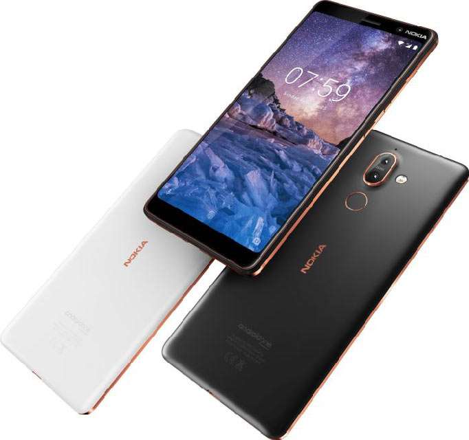 Nokia 7 Business Smartphone