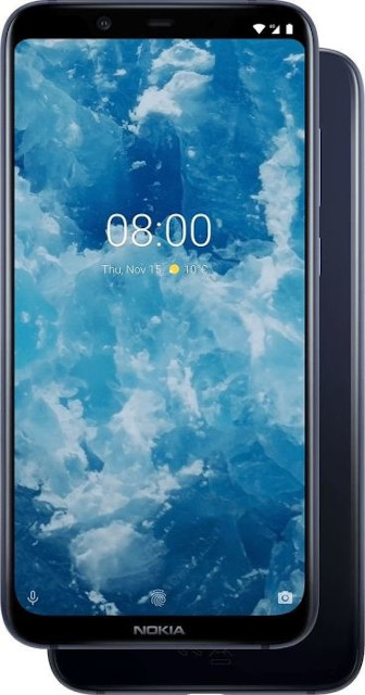 Nokia 8.1 Business Smartphone
