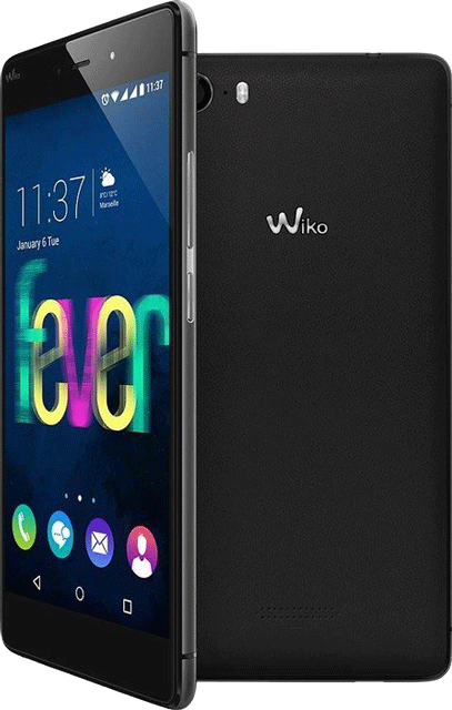 Wiko Fever 4G Business Handy