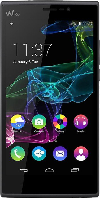 Wiko Ridge 4G Business Handy